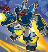 Megas XLR VS The Universe