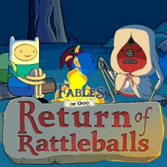 Adventure Time Return of the Rattleballs