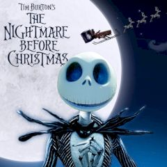 The Nightmare Before Christmas Jack's Sleigh Ride