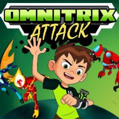 Ben 10 Omnitrix Attack