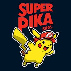 Super Pika Bros.