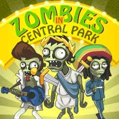 Zombies in Central Park