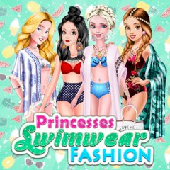 Princesses Swimwear Fashion