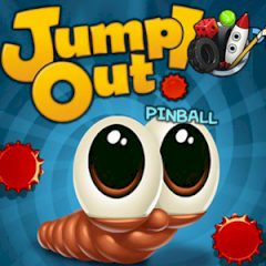 Jump out the Pinball