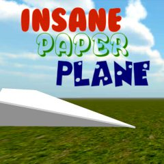 Insane Paper Plane