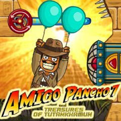Amigo Pancho 7 and Treasures Tutankhamun