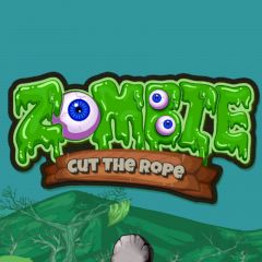 Zombie Cut the Rope