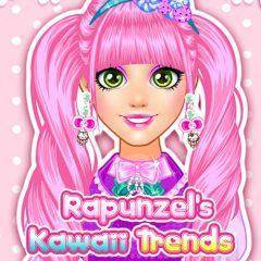 Rapunzel's Kawaii Trends
