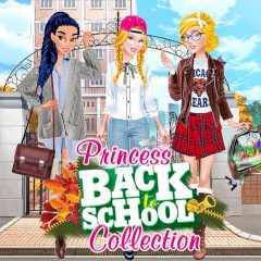 Cinderella's Back to School Collection