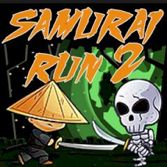 Samurai Run 2