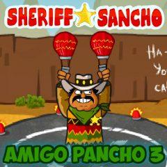 Amigo Pancho 3: Sheriff Sancho
