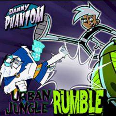 Danny Phantom Urban Jungle Rumble