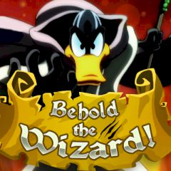 Behold the Wizard!