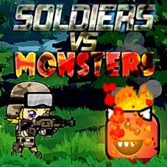 Soldiers vs Monsters