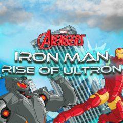 Iron Man Rise of Ultron