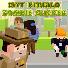 City Rebuild Zombie Clicker