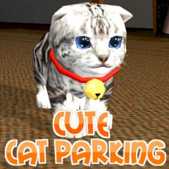 Cute Cat Parking