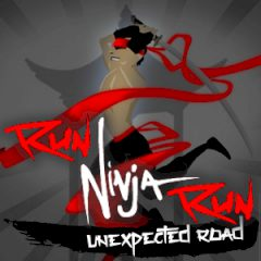 Run Ninja Run: Unexpected Road