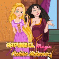 Rapunzel Magic Fashion Makeover