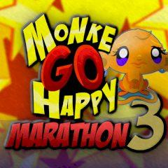 Monkey Go Happy. Marathon3