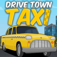 Drive Town Taxi