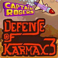 Captain Rogers: Defense of Karmax 3
