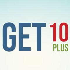 Get 10 Plus
