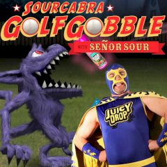 Sourcabra Golf Gobble