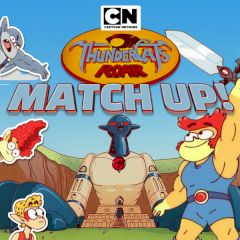 ThunderCats Roar Match up!