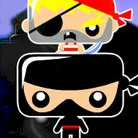 Ninja-Pi-Ro and the Blue Diamond