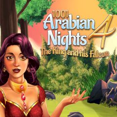 1001 Arabian Nights 4 The King and his Falcon