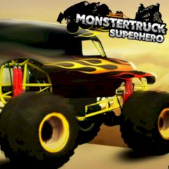Monstertruck Superhero