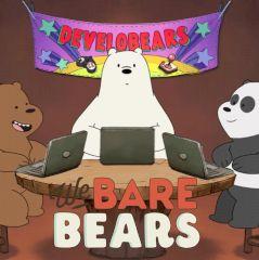 We Bare Bears Develobears
