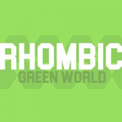 Rhombic Green World