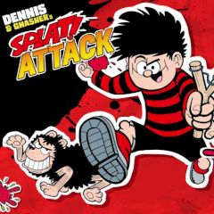 Dennis & Gnasher's Splat! Attack