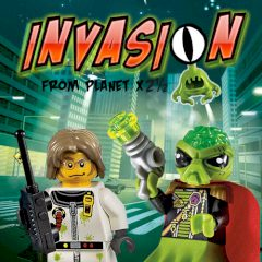Invasion from Planet X2 1/2