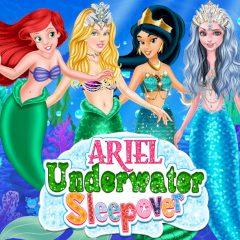 Ariel Underwater Sleepover