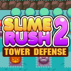 Slime Rush Tower Defense 2