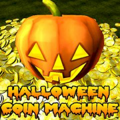 Halloween Coin Machine