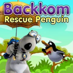 Backkom Rescue Penguin