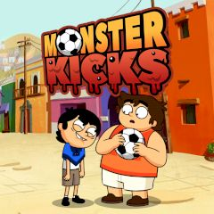 Victor and Valentino Monster Kicks