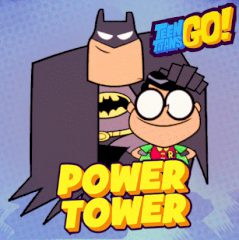 Teen Titans Go! Power Tower