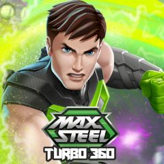 Max Steel Turbo 360