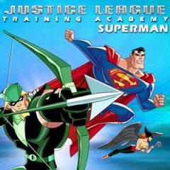 Justice League Training Academy Superman