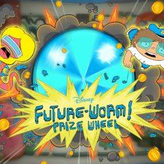 Future-Worm! Prize Wheel