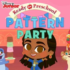 Ready for Preschool Pattern Party