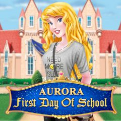 Aurora First Day of School