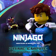 Ninjago Cyber Racer