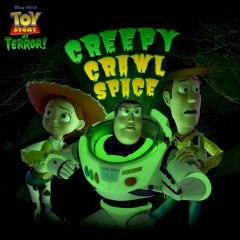 Creepy Crawl Space