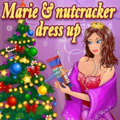 Marie & Nutcracker. Dress Up